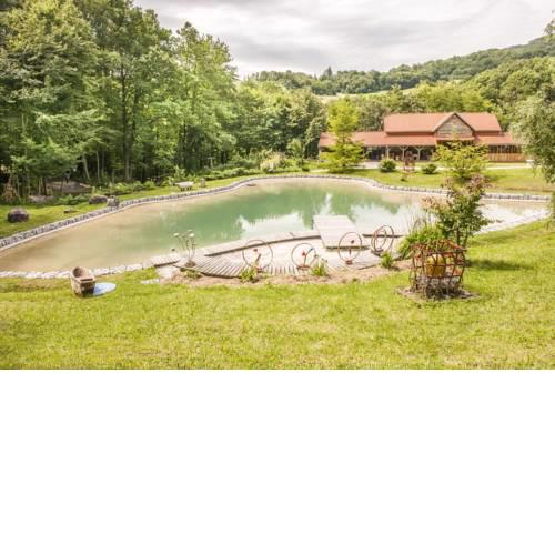 Country house with a pool in Medvednica Nature Park
