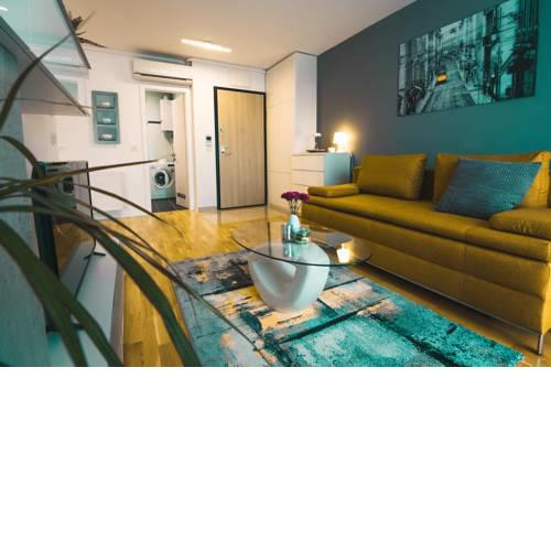 First Class Apartment Zagreb