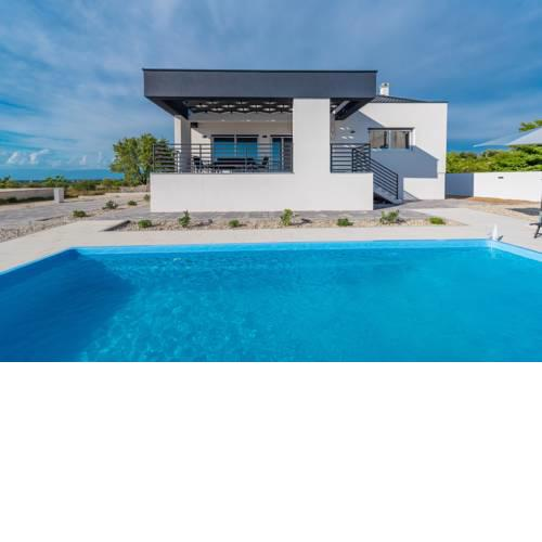 Villa Barbara-holiday home with sea view